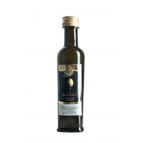 Botella de aceite de oliva 100ml