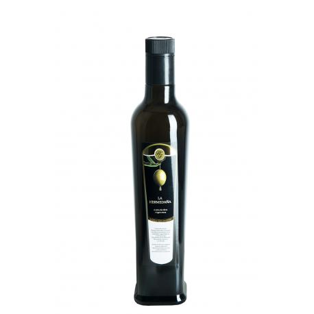 Botella de aceite de oliva 500ml