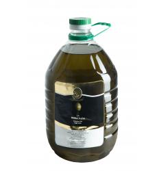 Botella de Garrafa de aceite de oliva 5l