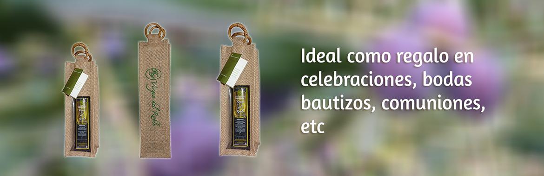 Ideal como regalo en celebraciones, bodas, bautizos, comunicaciones, etc...